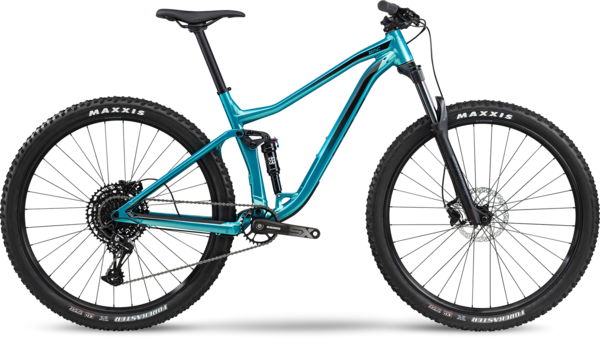 BMC Speedfox 03 Two Color: Party Blue