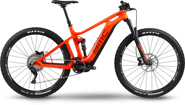 BMC Speedfox AMP Two Color: Orange