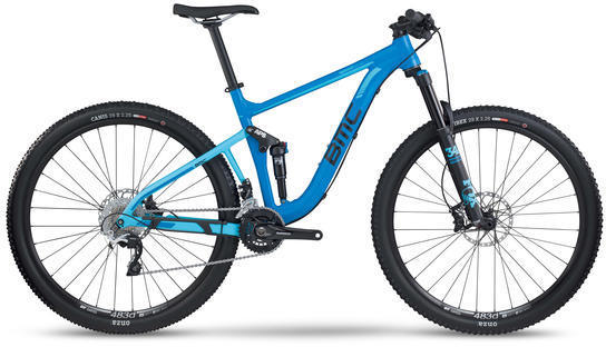 BMC speedfox 03 SLX/XT Color: Blue