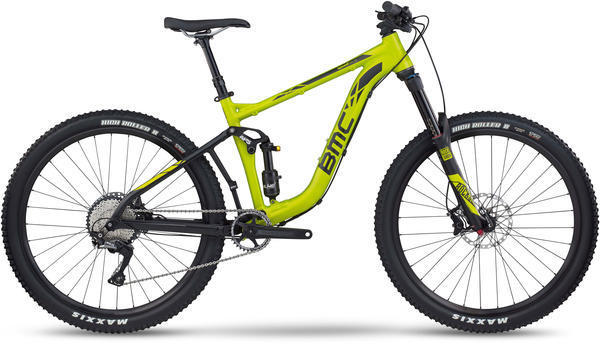 BMC speedfox 03 trailcrew SLX