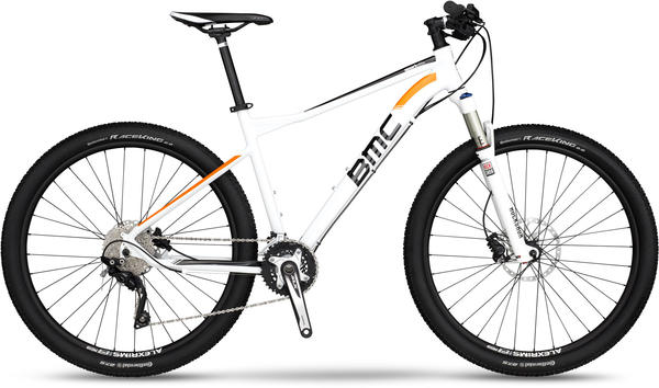 BMC sportelite SE SLX-XT Color: White