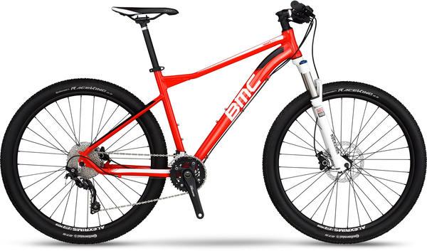 BMC sportelite SE Deore-SLX Color: Red