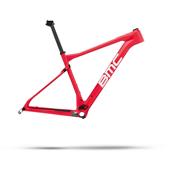 BMC Teamelite 01 Frameset Color: Team Red