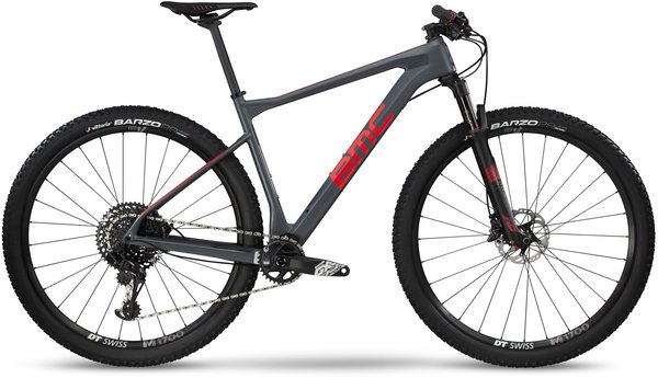 BMC Teamelite 02 ONE Color: Race Grey