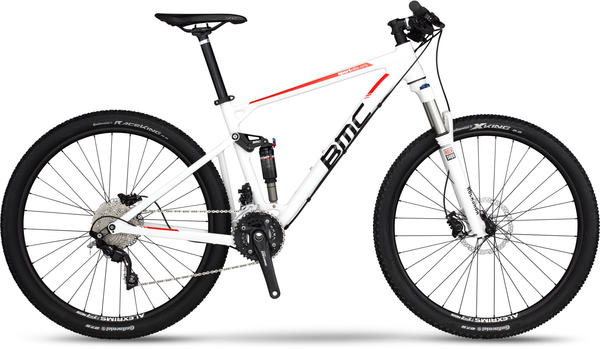 BMC sportelite APS Color: White