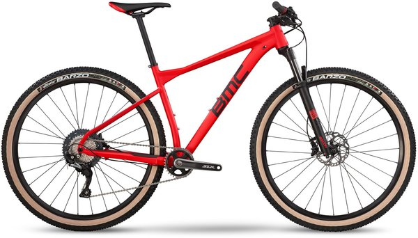 BMC Teamelite 03 ONE Color: Super Red