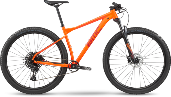 BMC Teamelite 03 Two Color: Orange/Blood Orange