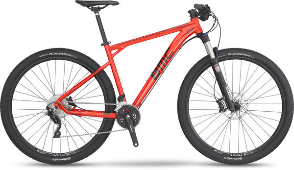 BMC Teamelite 03 (SLX-XT) Color: SuperRed