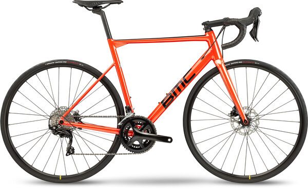 BMC Teammachine ALR DISC TWO Color: Red Black