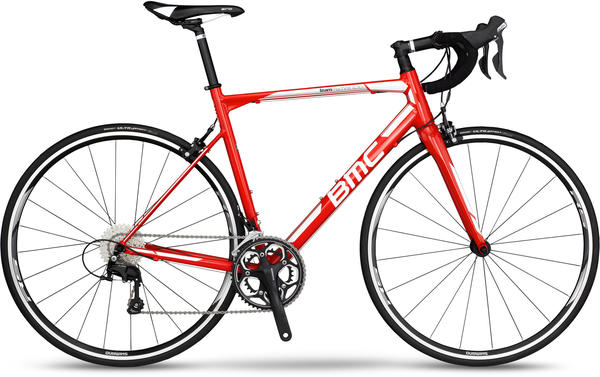 BMC teammachine ALR01 105 Color: Red