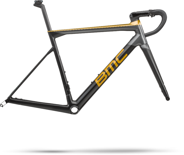 BMC Teammachine SLR01 Disc MOD Color: Carbon/Gold