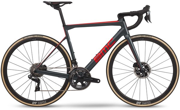 BMC Teammachine SLR01 DISC ONE Color: Race Grey
