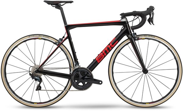 BMC Teammachine SLR01 FOUR Color: Carbon/Red
