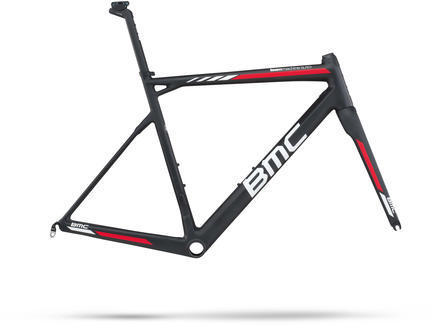 BMC teammachine SLR01 Frameset DTi Color: Team Red