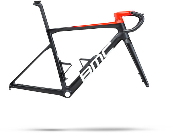 BMC Teammachine SLR01 MOD - ICS Carbon Color: Carbon White Red