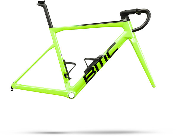 BMC Teammachine SLR01 MOD - ICS2 Color: Green Black Carbon