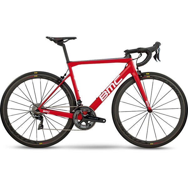 BMC Teammachine SLR01 TEAM Color: Team Red