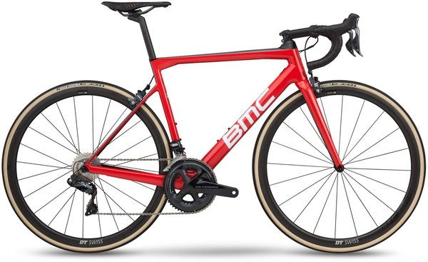 BMC Teammachine SLR01 THREE Color: Team Red
