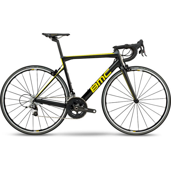 BMC Teammachine SLR01 TWO Color: Carbon Yellow