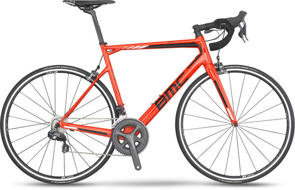 BMC Teammachine SLR01 (Ultegra Di2) Color: Super Red