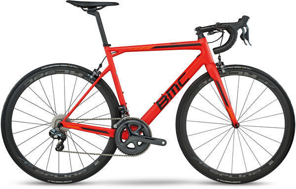 BMC teammachine SLR01 Ultegra Di2 Color: Super Red