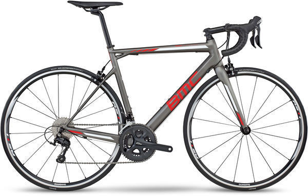BMC teammachine SLR02 105 Color: Grey Red