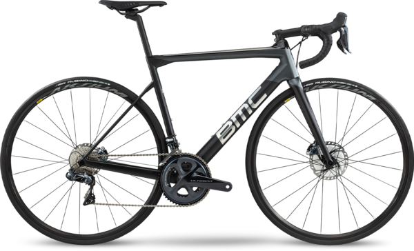 BMC Teammachine SLR02 Disc Two Color: Carbon/Chrome