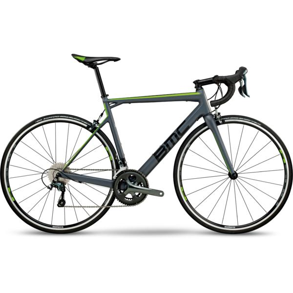 BMC Teammachine SLR03 TWO Color: Grey Lime