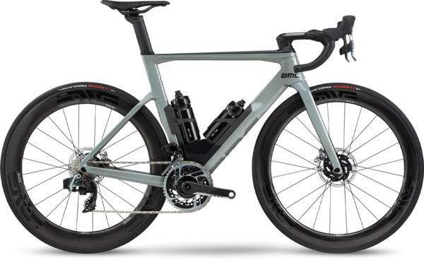 BMC Timemachine 01 Road One Color: Nardo Grey