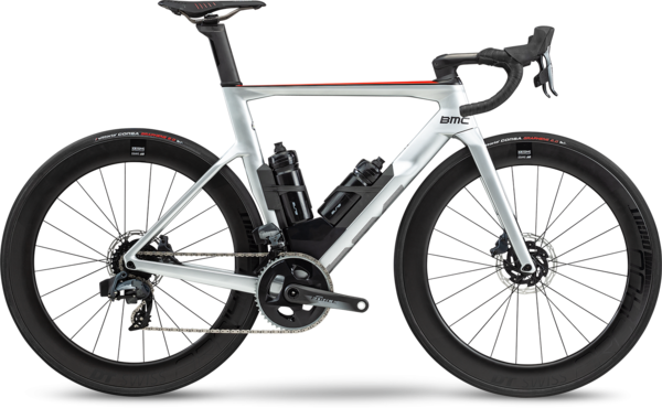 BMC Timemachine 01 Road Three Color: Silver Metallic