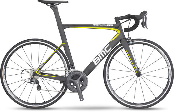 BMC timemachine 02 Ultegra Color: Yellow