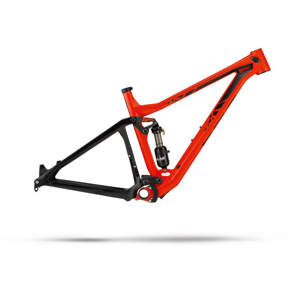 BMC Trailfox 01 Frameset Color: Neon Red