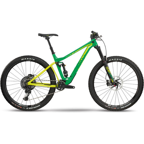 BMC Trailfox 02 ONE