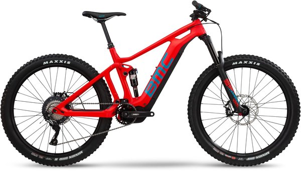 BMC Trailfox AMP TWO USA Color: Red/Blue