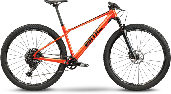 BMC Twostroke 01 TWO Color: Orange/Black