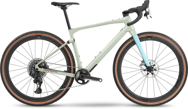 BMC URS One Color: Sand/Cyan
