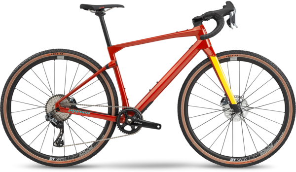 BMC URS Two Color: Red Amber/Yellow