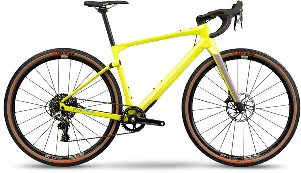BMC URS 01 THREE Color: Sunbeam