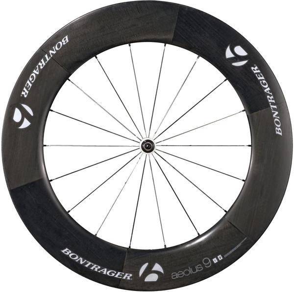 Bontrager Aeolus 9 D3 Front Wheel (Tubular)