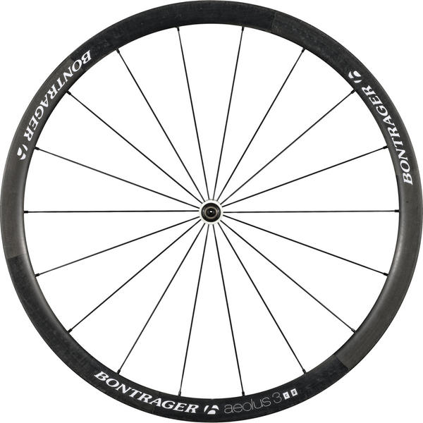 Bontrager Aeolus 3 D3 Front Wheel (Tubular)