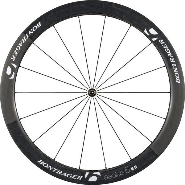 Bontrager Aeolus 5 D3 Front Wheel (Clincher)