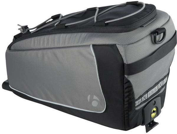 Bontrager Interchange Rear Trunk Bag Color: Black/Grey