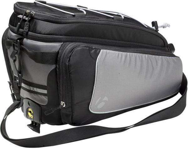 Bontrager Interchange Rear Trunk Deluxe Bag Color: Black