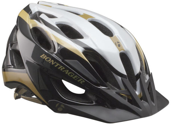 Bontrager Quantum WSD Color: Black/White/Gold
