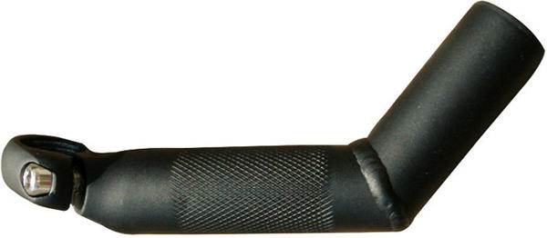 Bontrager Race Bar Ends Color: Black Anodized