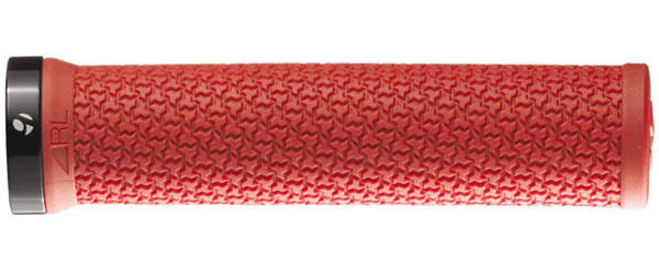 Bontrager Race Lite Grips Color: Red/Black