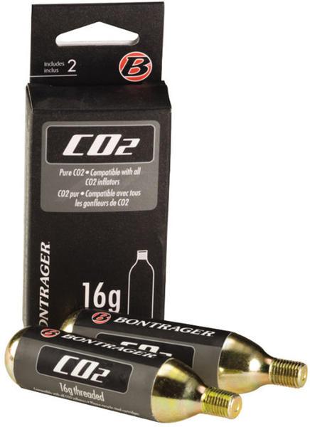 Bontrager 16-Gram CO2 Cartridge 2-Pack