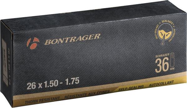 Bontrager Self-Sealing Thorn-Resistant Tube (20-inch, Schrader Valve)