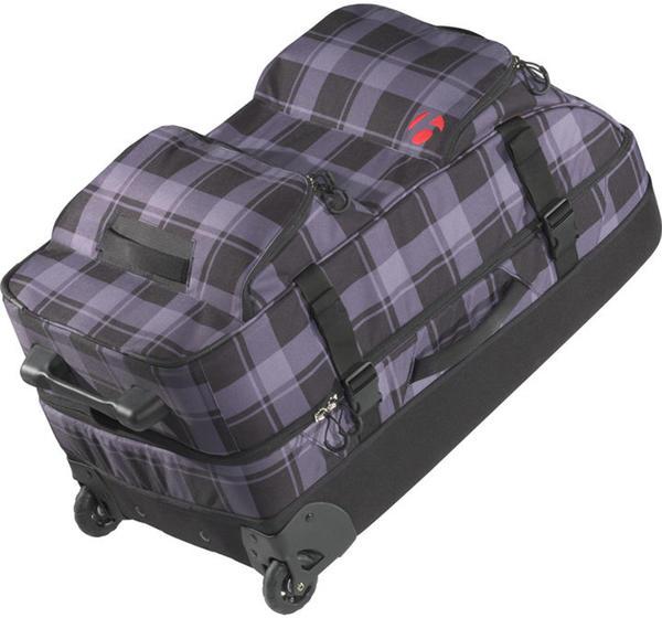 Bontrager Wheeled Duffel Bag
