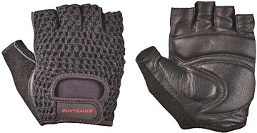 Bontrager Crochet Gloves Color: Black